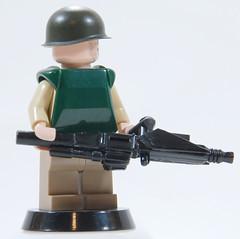 Easy M56 Smartgun mod (Catsy [CC]) Tags: mod lego aliens easy custom modification smartgun catsy m56 brickarms