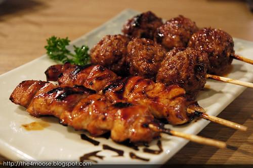 Shin Kushiya - Yakitori & Homemade Meatballs