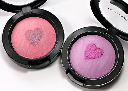 M.A.C.'s Quite Cute Mineralise Blushes