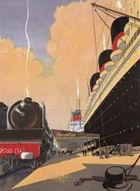 The Romance of Rail and Liner