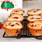 Strawberry-Cream Cheese Muffins