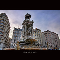 Place des jacobins (3 tiff) Tags: hdr3raw photoengine oloneo