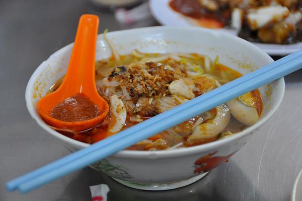 har mee (prawn noodles)