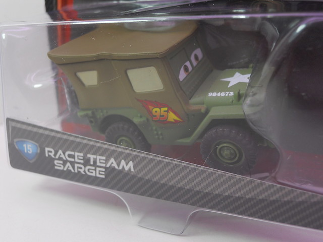 disney cars 2 race team sarge (2)