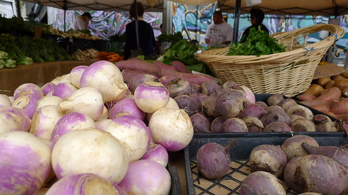 Silverlake Farmer's market