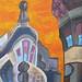 jelena+milovic+orange+cityscape