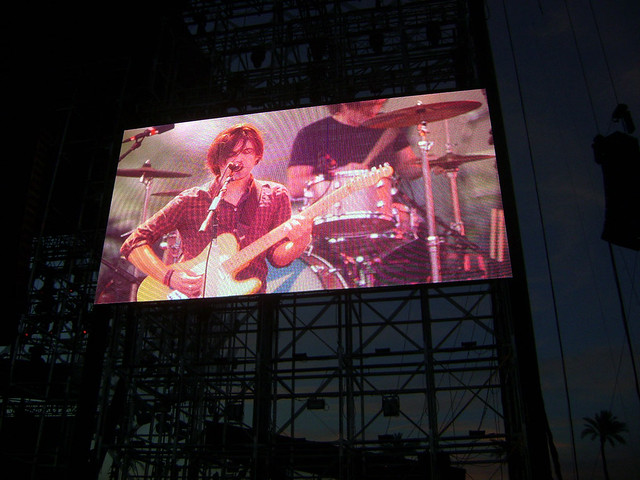 Bright Eyes at Coachella