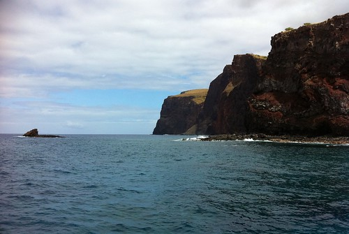 Excellent Hawaii Snorkeling at Lanai's Shark Fin Cove - Go