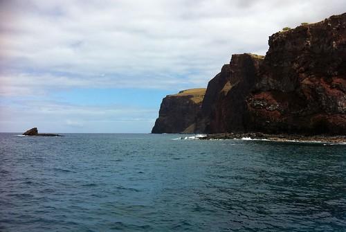 Lanai - Shark Fin Cove
