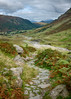 Path to Styhead Ghyll (HelenBushe) Tags: seathwaite lakedistrict cumbria nwengland fuji 100s hdr nationalgeographic styheadghyll borrowdale fells lakeland