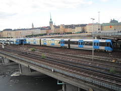 IMG_1017 (Sweet One) Tags: slussen gamlastan stockholm sweden train metro bridge