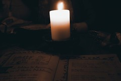 Tallinn (rosa.africa23) Tags: tallinn estonia estii tallin medieval candle night