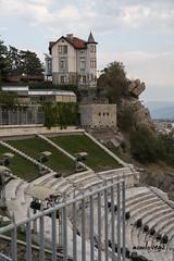 Anfiteatro romano (manolovega) Tags: manolovega canon canon40d eos40d bulgaria plvdiv renacimiento blgaro anfiteatro romano