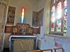 Hambleton Rutland (jmc4 - Church Explorer) Tags: hambleton church rutland chapel altar reredos