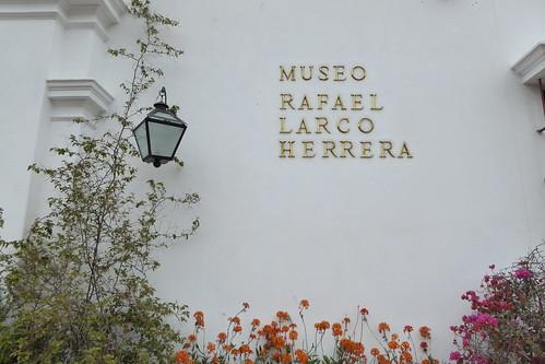 Museo Larco, Lima