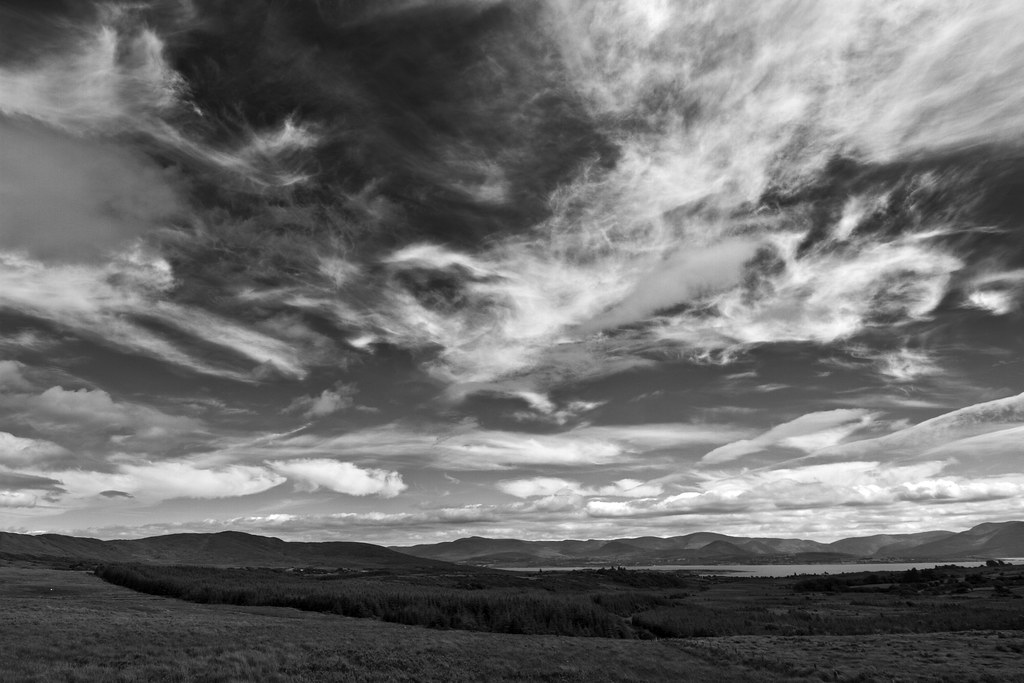 Sneem, Irish Sky