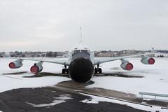Boeing EC-135E ARIA (Vzlet) Tags: boeing aria usafmuseum nationalmuseumoftheusaf ec135e 600374