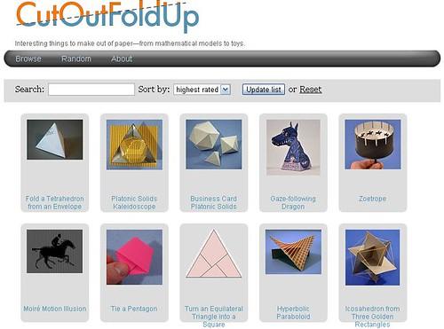 CutOutFoldUp