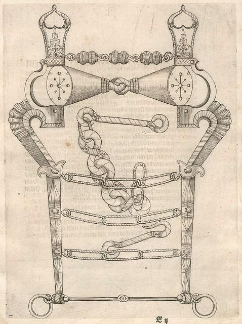 Pferdegebisse by Mang Seuter, 1614 (1)