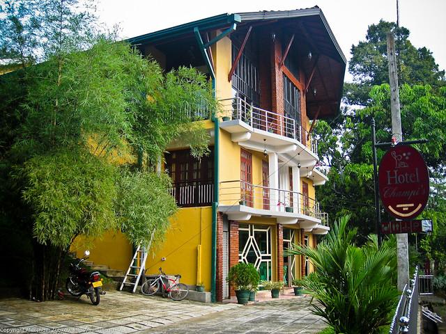 Отель Champi's
