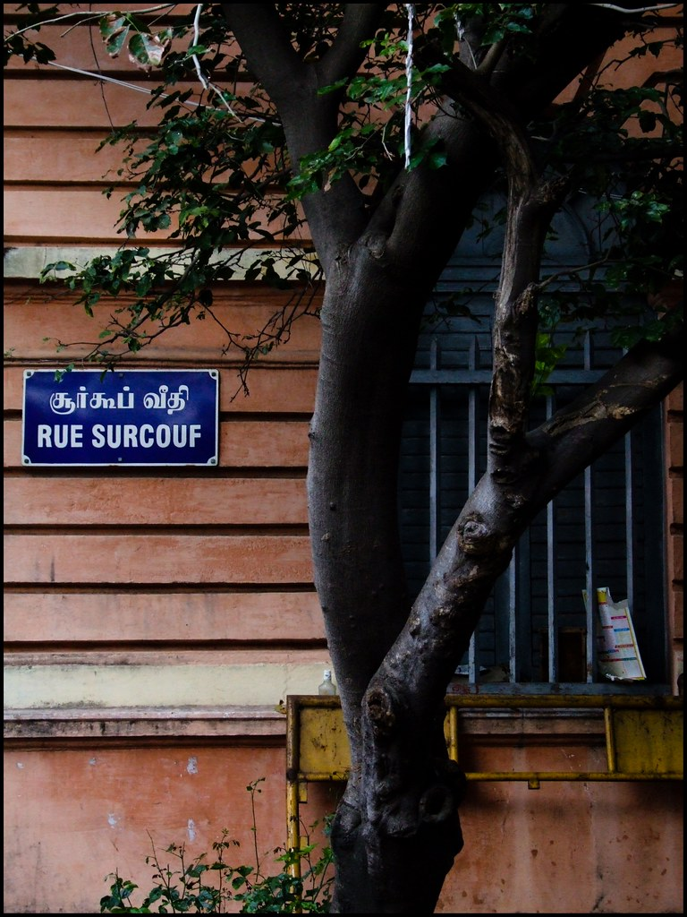 A day's walk's worth in Pondicherry