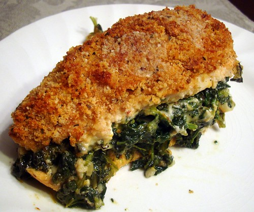 Spinach Stuffed Chicken1