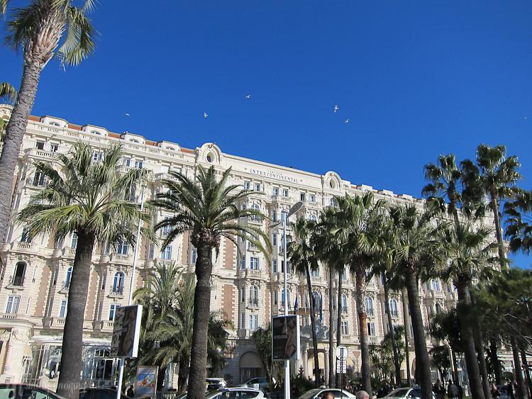 Carlton Hotel, Cannes