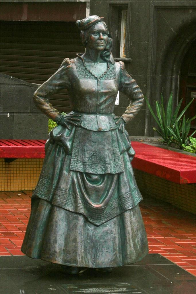 Mary Sánchez, interprete de música tradicional canaria.