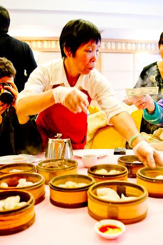 Chinese New Year Food Crawl
