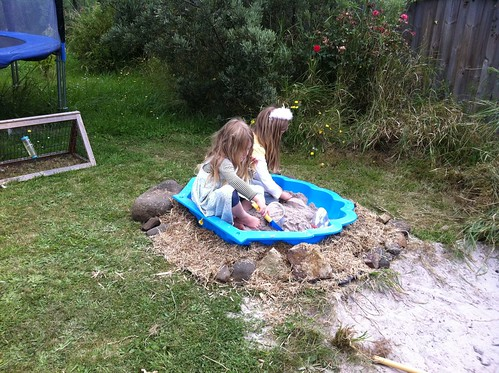 sandpit