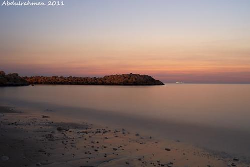 Sunset Aura