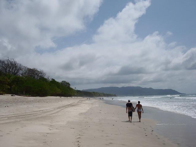 Playa Santa Teresa, Costa Rica