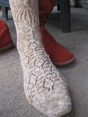 Lantern Socks