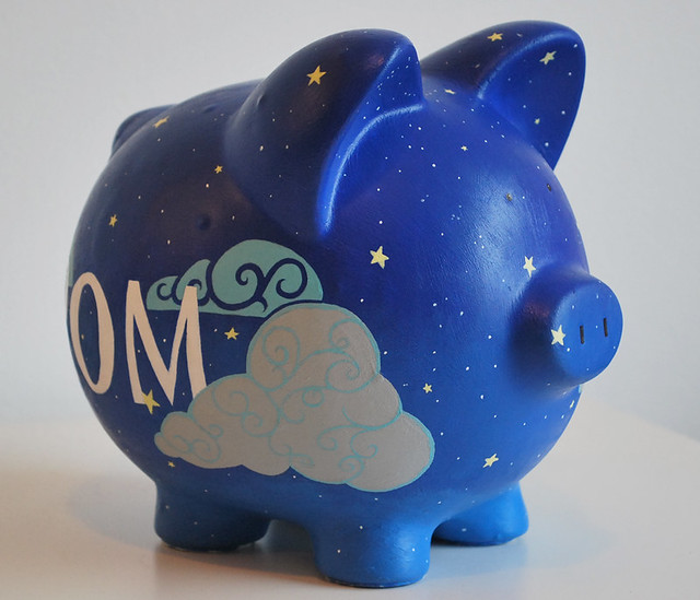 Starry Night pig 6