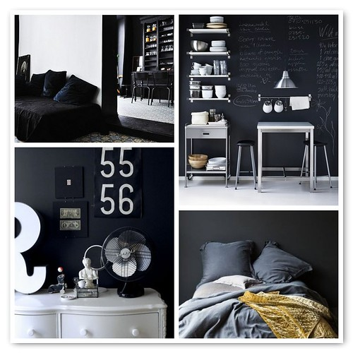 Interior Stories: Black is beautiful