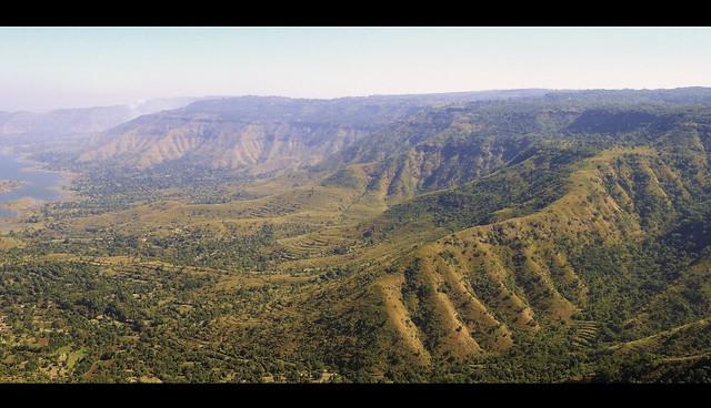 western ghats range