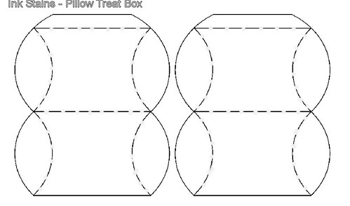 Pillow Treat Boxes