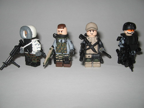 Custom minifig PMC group