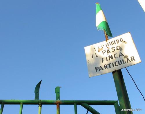 Andalucía, Finca Particular