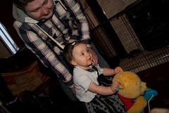 DSC02947 (Bernard Ward) Tags: birthday kids dad raw 1st al