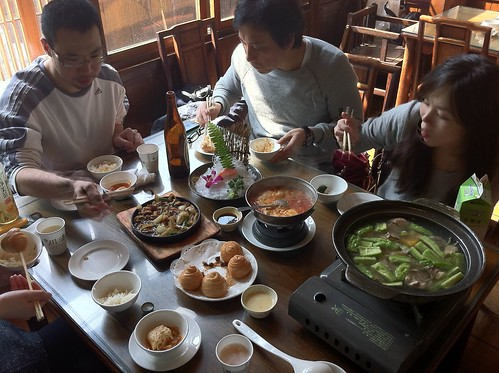 川湯溫泉養生餐廳