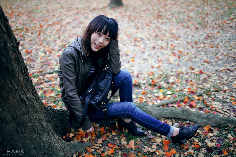 LESLEY 大安森林公園