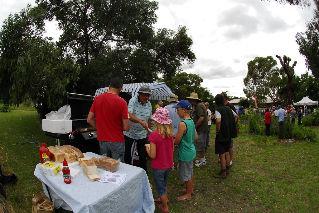 Anglesea Community Garden and Welcome to Country