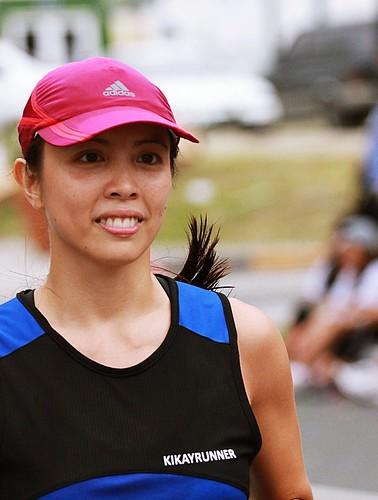 Condura Skyway Marathon: Kikay Runner