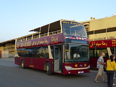 The Big Bus Abu Dhabi Sightseeing Tour