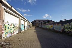 Saksen Weimar Kazerne (sb1rd) Tags: arnhem