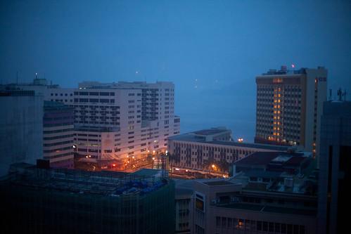 Kota Kinabalu, early morning