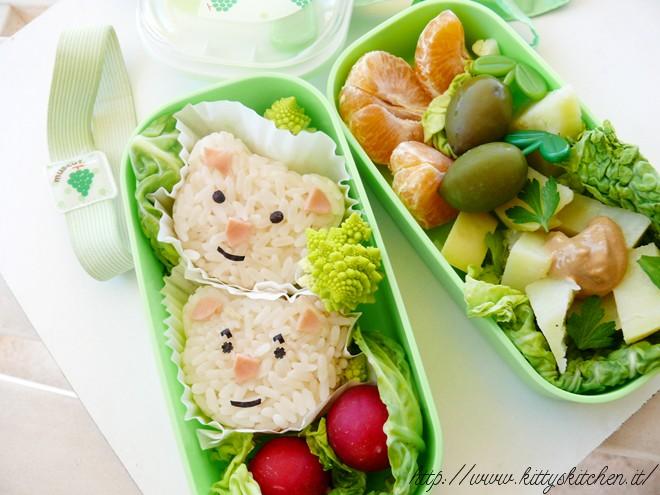 Bento bears