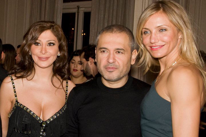 Default 2 New Pics Elissa with Yousra and Cameron Diaz | ?????? ???? ????? ?? ???? ? ??????? ????