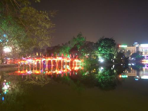 Hanoiの夜